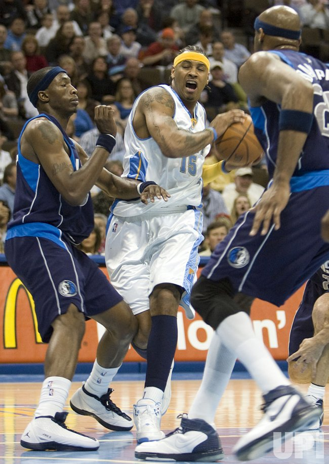 Dallas Mavericks vs Denver Nuggets