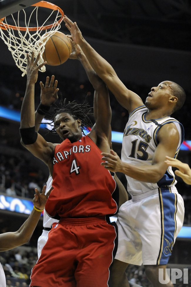 Chris Bosh Rebounds in Washington