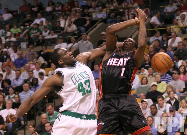 BOSTON CELTICS VS MIAMI HEAT