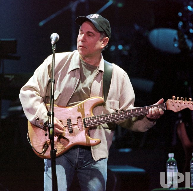 Paul Simon on tour with Bob Dylan visit Vancouver