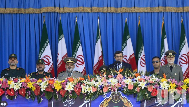National Army Day is Celebrated in Tehran, Iran
