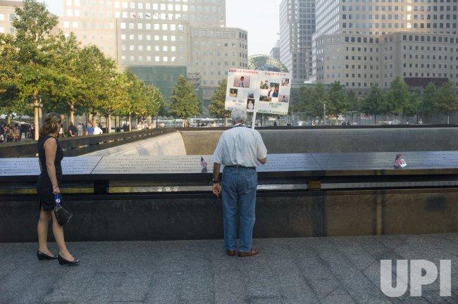 2013 9/11 Memorial Ceremonies Pool