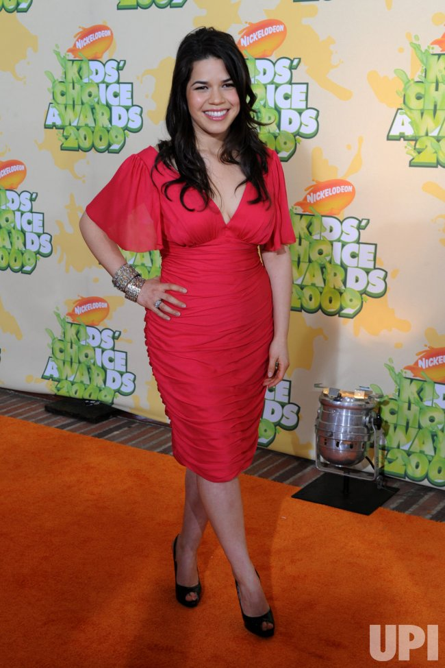 22nd annual Kids Choice Awards held in Los Angeles