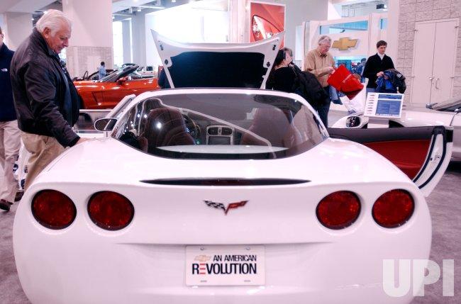 WASHINGTON DC AUTO SHOW UPIcom - Washington dc car show discount tickets