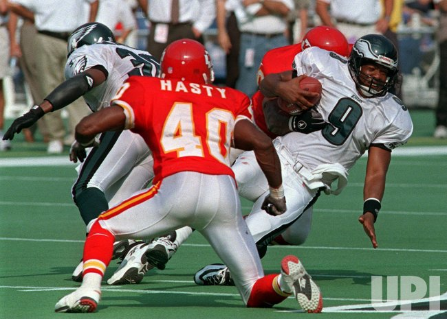 Chiefs vs Eagles