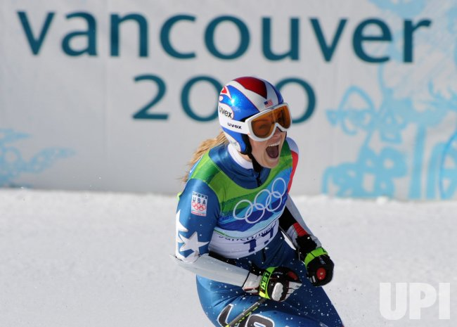 Women's Super-G Event at the Winter Olympics