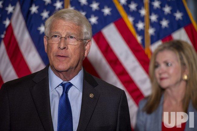 Senate Republicans Hold Big Tech News Conference