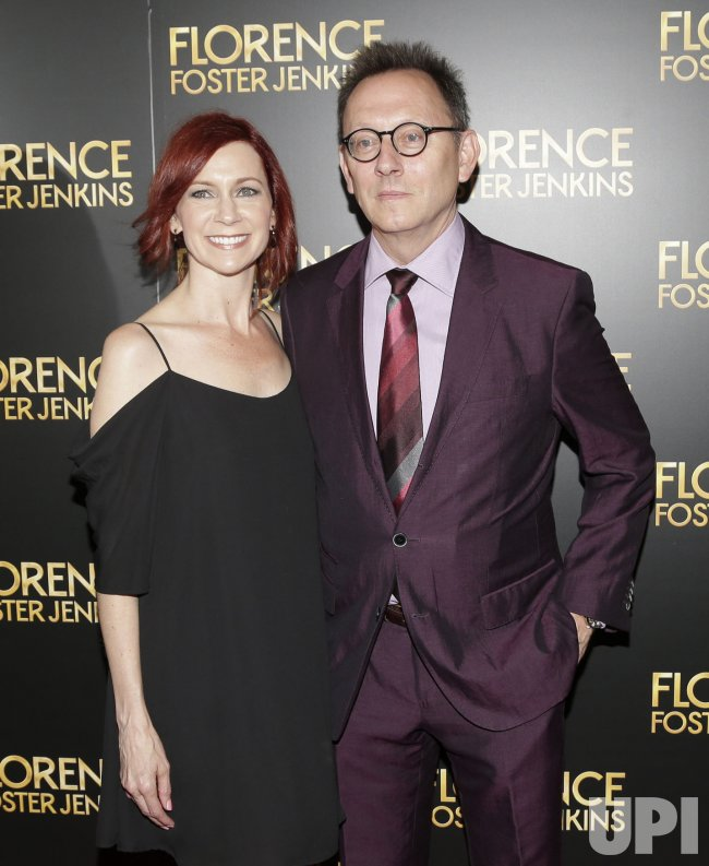 Carrie Preston at Florence Foster Jenkins Premiere