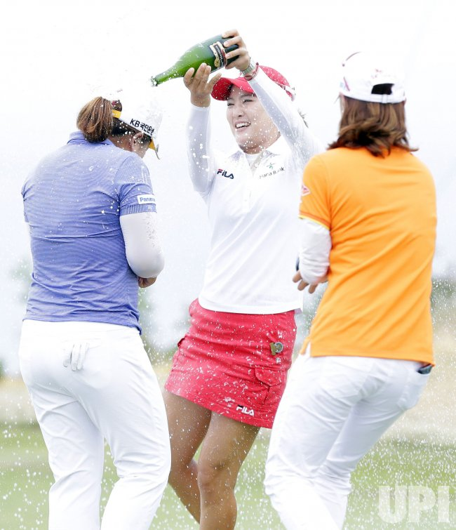 Inbee Park wins the 2013 Women's U.S. Open at Sebonack