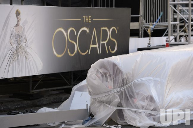 Preparations are underway for the 85th Academy Awards in Hollywood