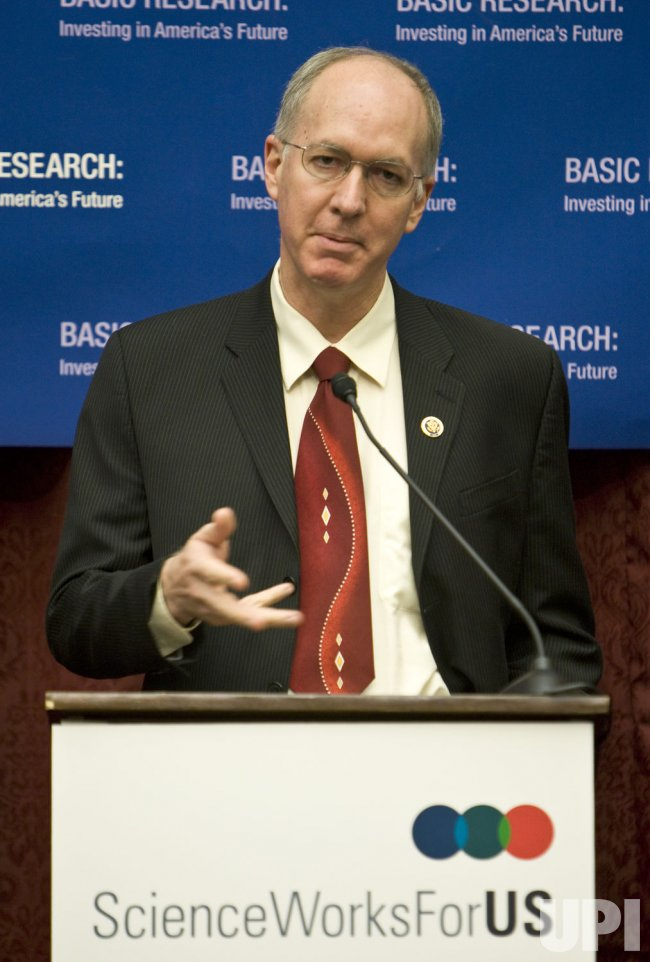 Stimulus-funded research highlighted on Capitol Hill