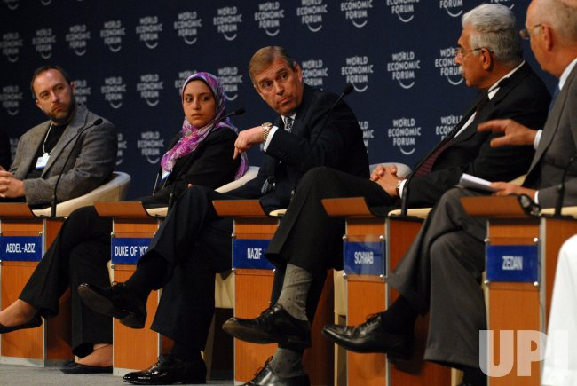 Closing session of the World Economic Forum in Egypt