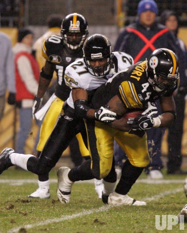 Pittsburgh Steelers vs Jacksonville Jaguars