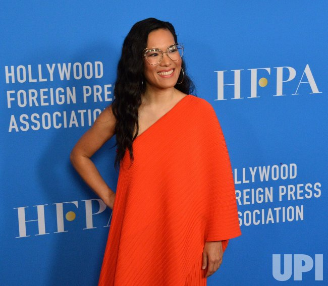 Ali Wong attends HFPA grants banquet in Beverly Hills