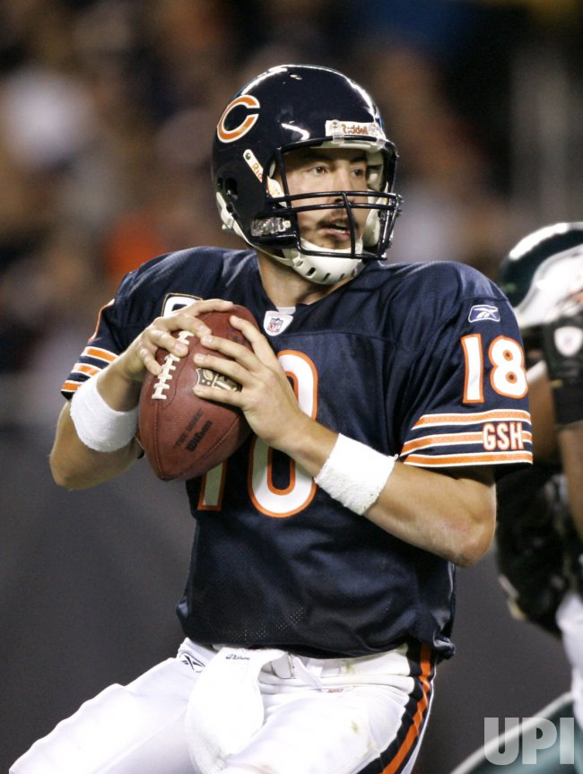 Philadelphia Eagle vs. Chicago Bears
