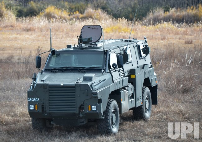 Bushmaster Protected Mobility Vehicle | Military Wiki | Fandom ...