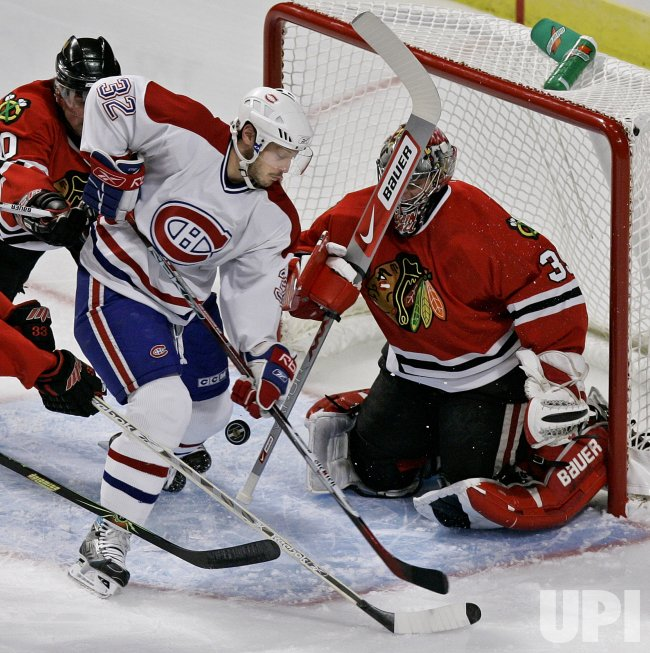 MONTREAL CANADIENS VS CHICAGO BLACKHAWKS