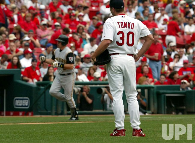 Pittsburgh Pirates vs St. Louis Cardinals baseball