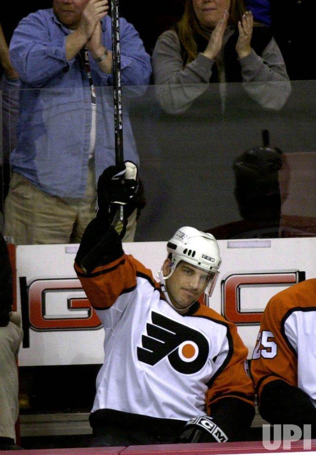 Flyers v. Blues - Mark Recchi