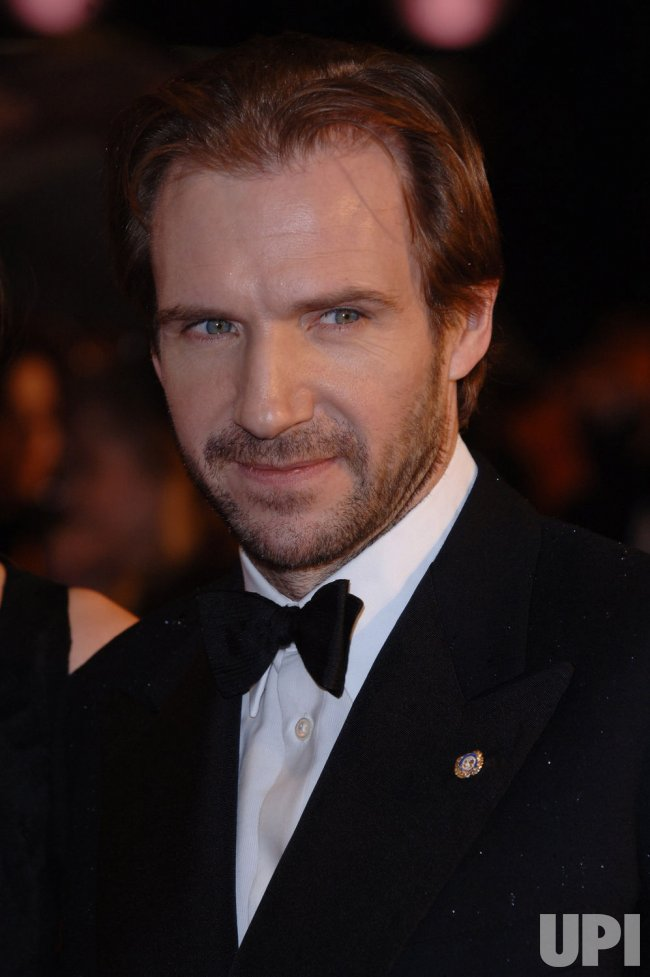 ACTOR RALPH FIENNES AT...
