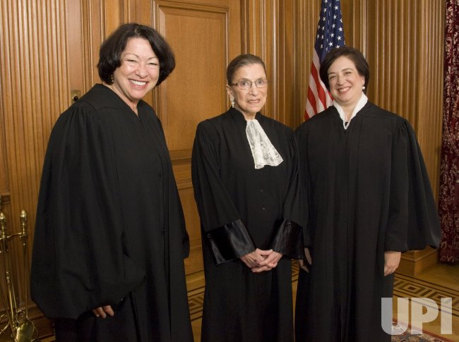 Associate Justice Elena Kagan Investiture Ceremony in Washington