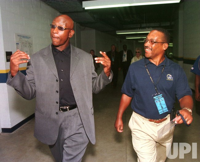 St. Louis Rams vs Baltimore Ravens football