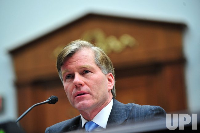 Gov. Bob McDonnell (R-VA) testifies on the State of the American Workforce in Washington