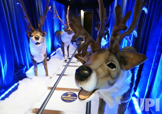 Polar Express Opens At St. Louis Union Station