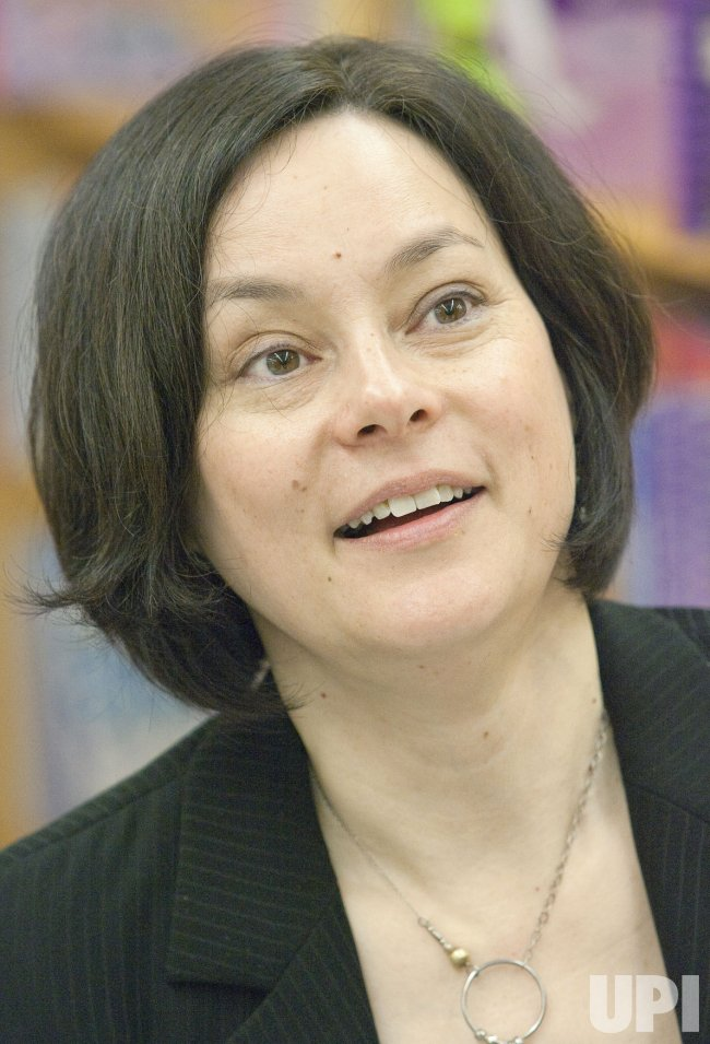 Actress Meg Tilly reads from her new childrens book in ...