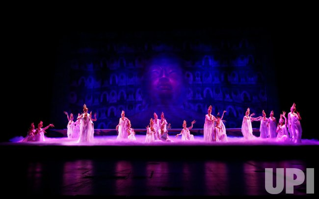 """Silk Road"" dress rehearsal in New York"