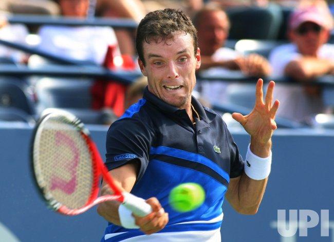 David Ferrer defeats Roberto Bautista Agut at the U.S. Open in New York