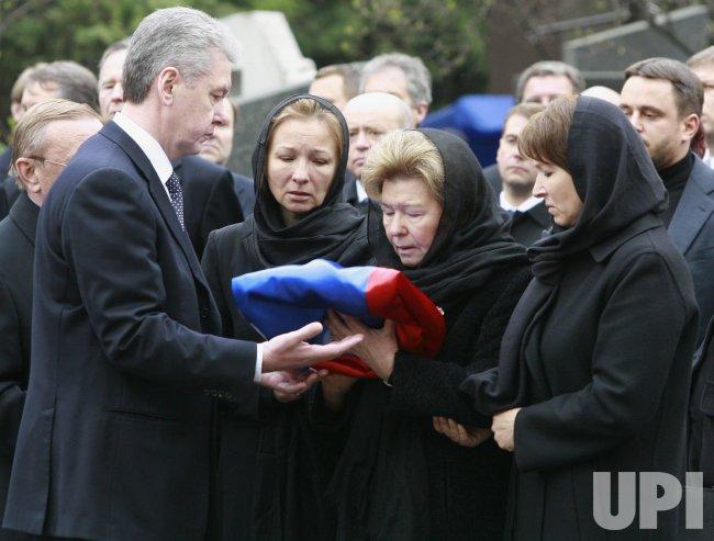 BORIS YELTSIN DEAD AT 76 IN MOSCOW