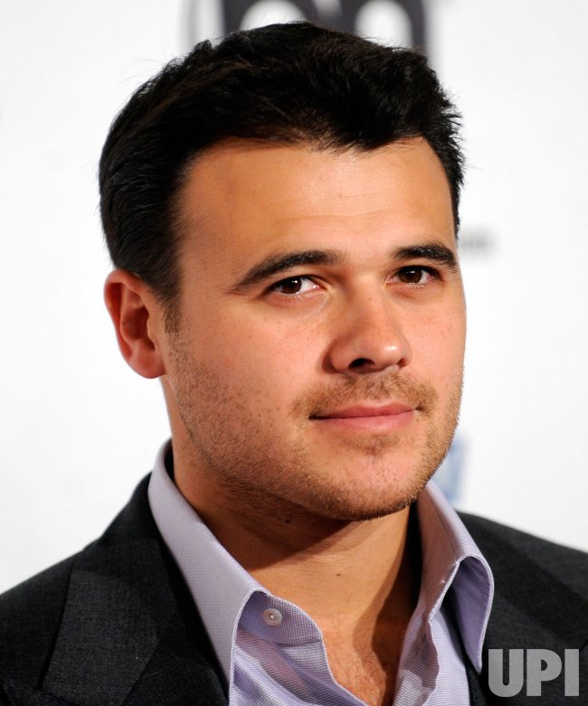 Emin Agalarov arrives at the 2013 Miss USA competition in Las Vegas