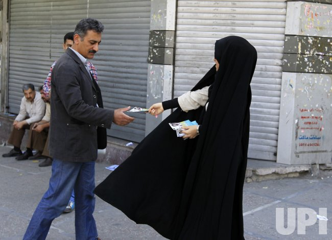 Iranians prepare for second round of Parliamentary Elections