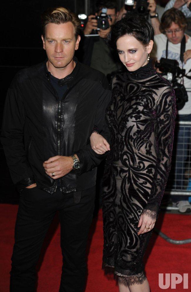 "Eva Green and Ewan McGregor attend ""Perfect Sense"" premiere in London"