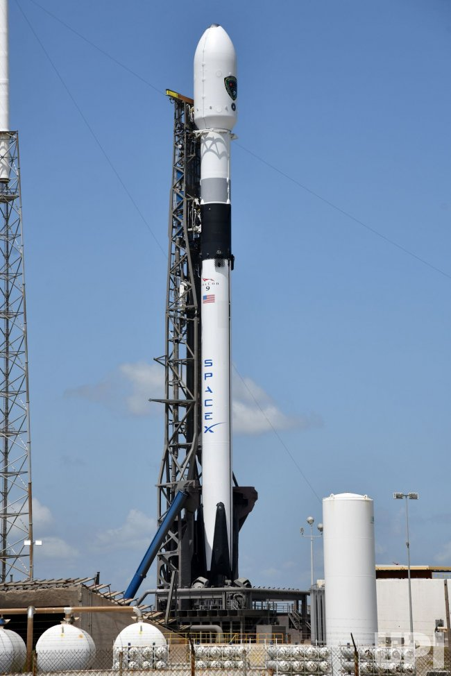 SpaceX Launches GPS Satellite From the Cape Canaveral Air Force Station