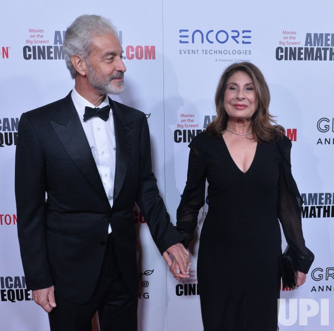 Rick Nicita and Paula Wagner attend the 31st annual American Cinematheque Awards gala in Beverly hills