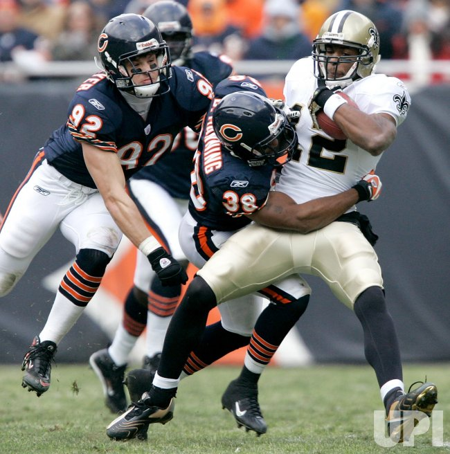 NFL Football New Orleans Saints vs. Chicago Bears