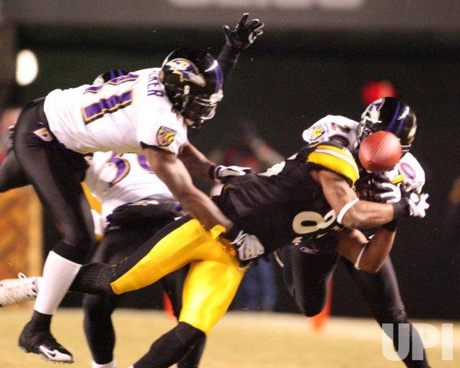 Baltimore Ravens vs Pittsburgh Steelers AFC Championship