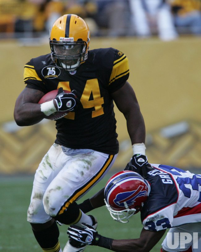 PITTSBURGH STEELERS VS BUFFALO BILLS