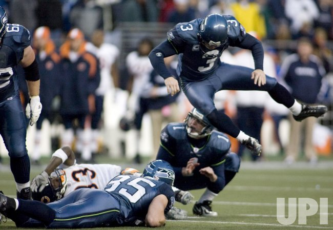 Chicago Bears vs Seattle Seahawks