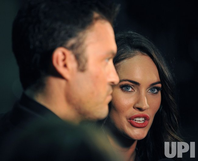 Megan Fox and Brian Austin Green attend 'Passion Play' premiere at the Toronto International Film Festival