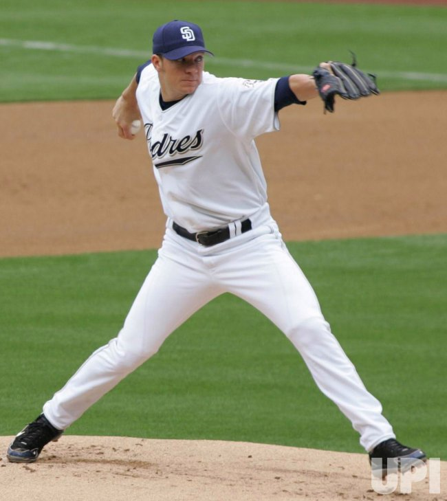 SAN DIEGO PADRES DEFEAT SAN FRANCISCO GIANTS IN OPENING GAME