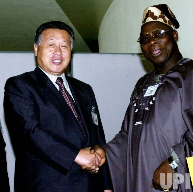 JAPAN AND NIGERIA DISCUSS SOLUTIONS FOR HIV/AIDS PROBLEM