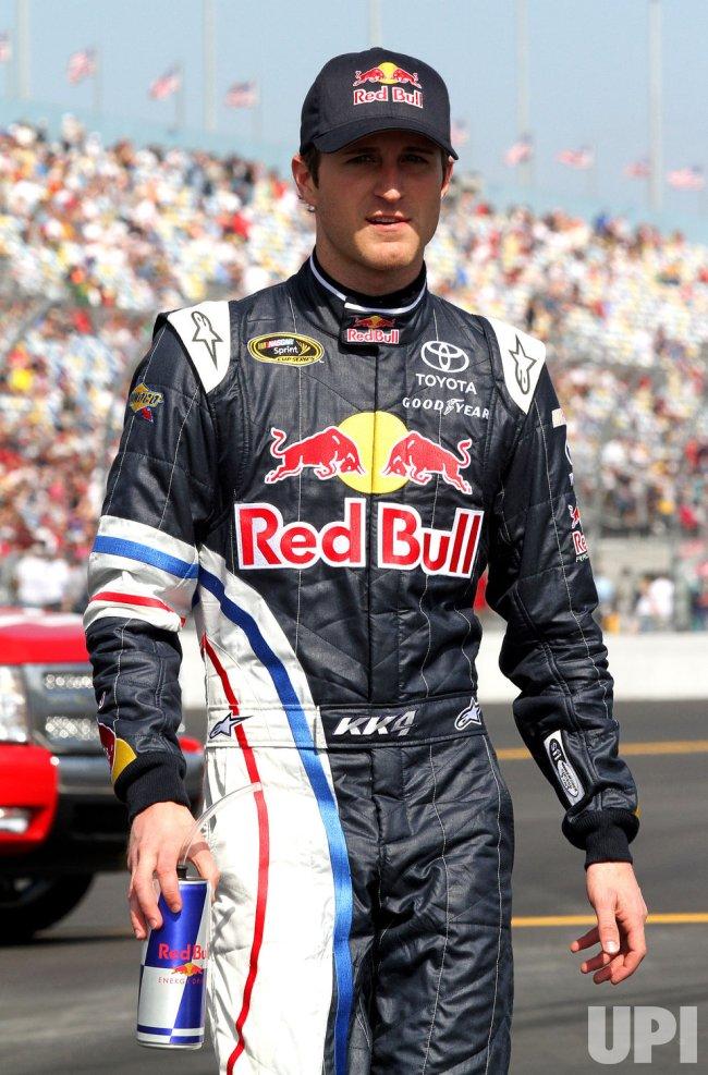 NASCAR Sprint Cup Gatorade Duel #1at Daytona Florida