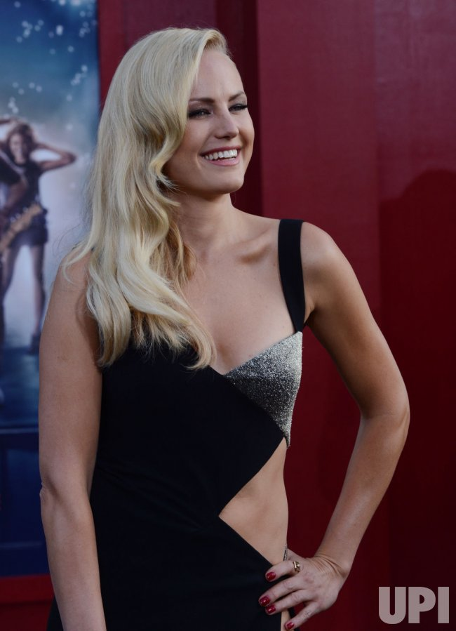 "Malin Akerman attends the ""Rock of Ages"" premiere in Los Angeles"
