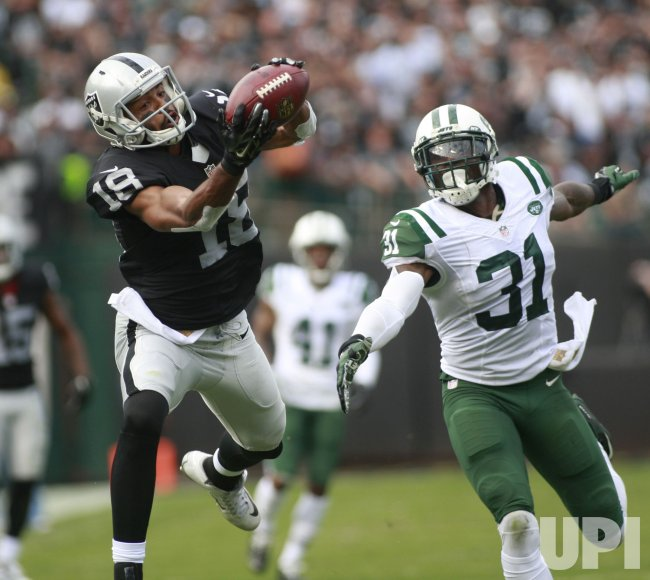 Raiders Andre Holmes has 49 yard TD in win over Jets