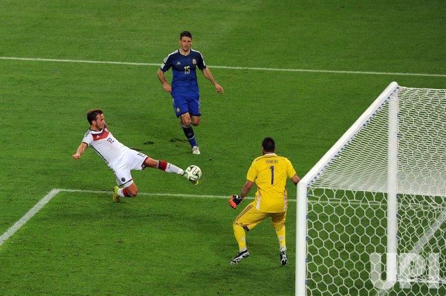 2014 FIFA World Cup Final - Germany v Argentina