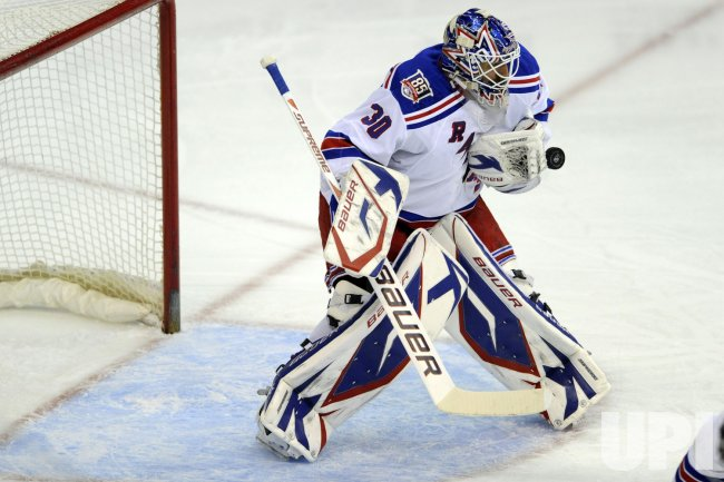Lundqvist in Washington, DC