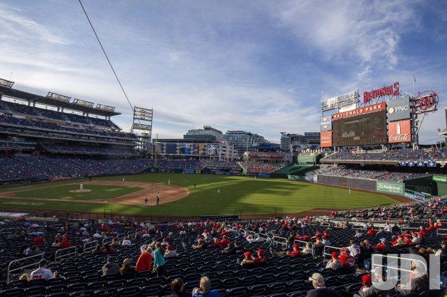 Washington Nationals vs Atlanta Braves